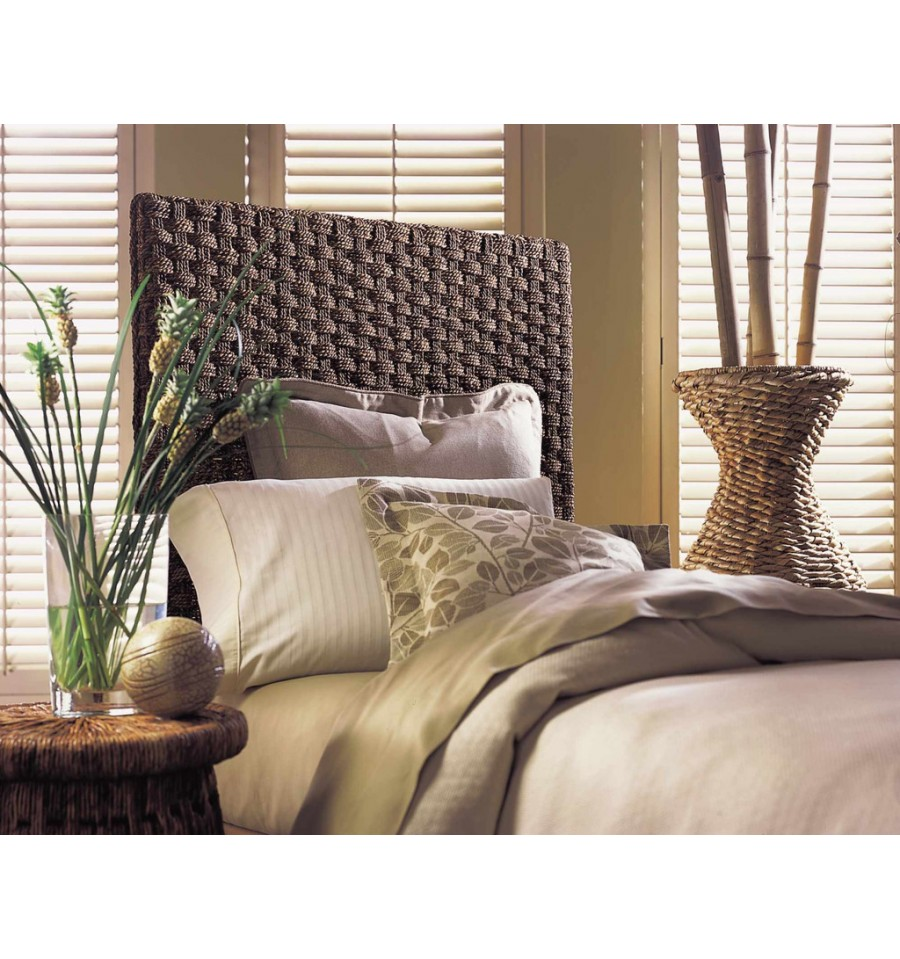 Rattan Twin Headboards | Wicker Queen Headboard | Seagrass Headboard King