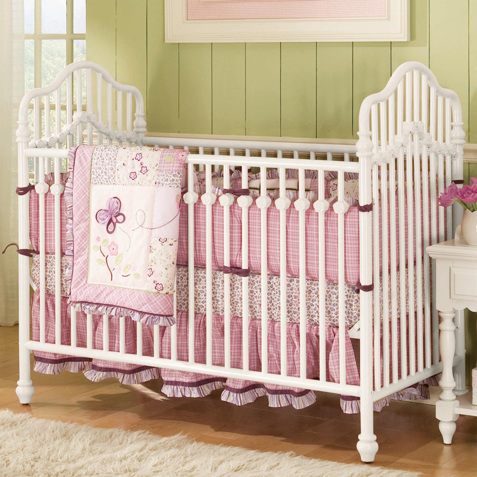 Restoration Hardware Colette Crib | R&h Baby | Restoration Hardware Cribs