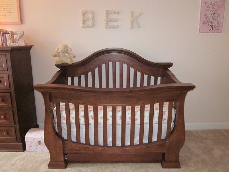 Restoration Hardware Cribs | Crib Spindle Covers | Restoration Hardware Baby Cribs