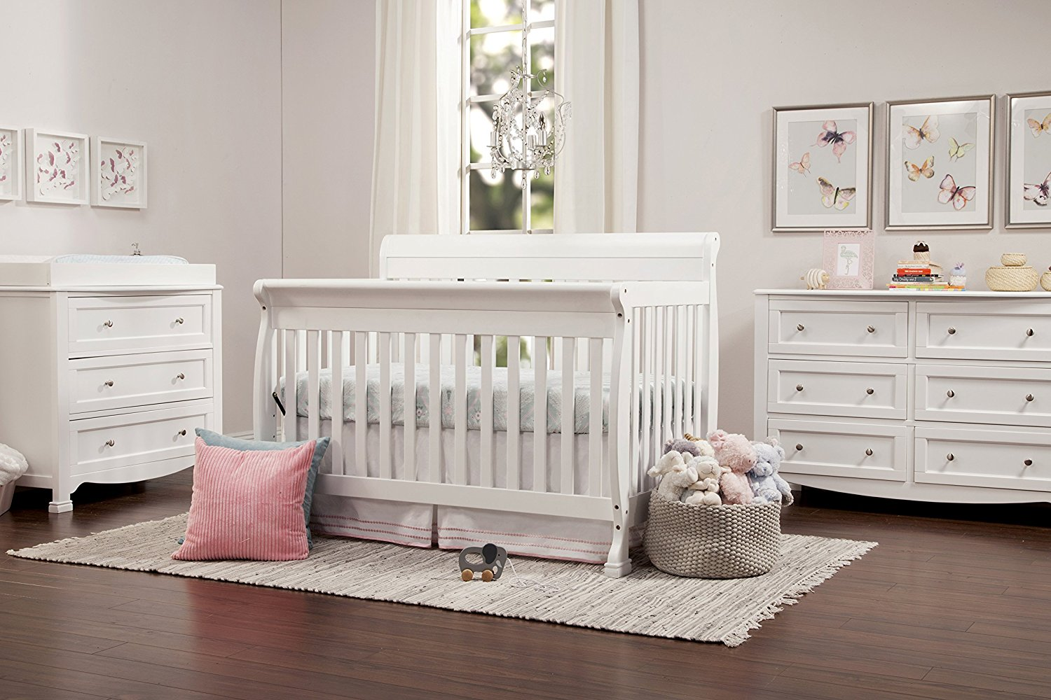 Restoration Hardware Cribs | Greenguard Cribs | Baby Crib Carousel