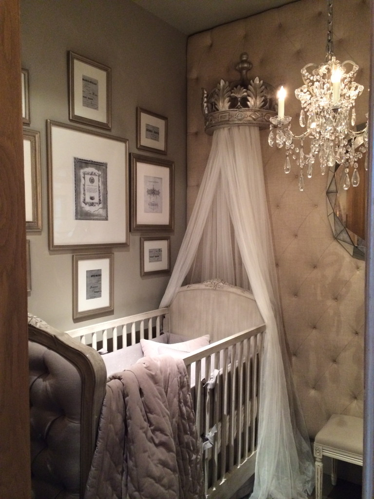 Restoration Hardware Cribs | Restoration Hardware Moses Basket | White Bellini Crib