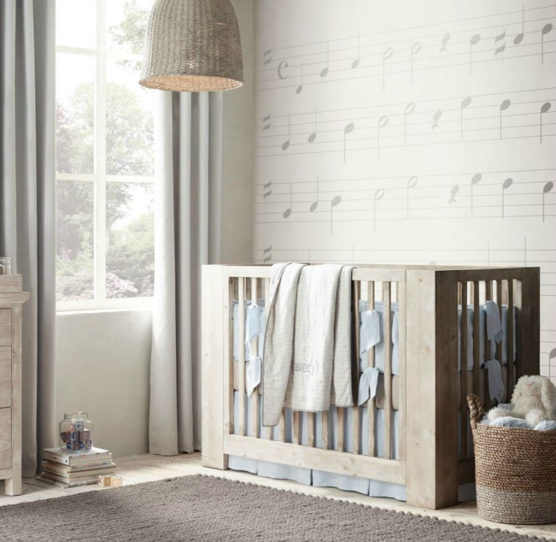 Restoration Hardware Somerset | Restoration Hardware Cribs | Emilia Crib Restoration Hardware