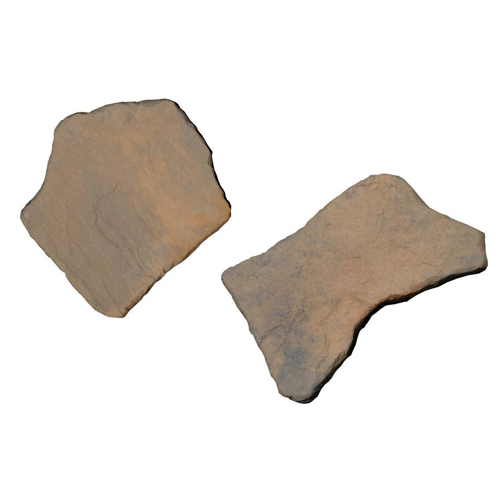 Rubber Stepping Stones | Lowe`s Stepping Stones | Landscape Blocks Lowes