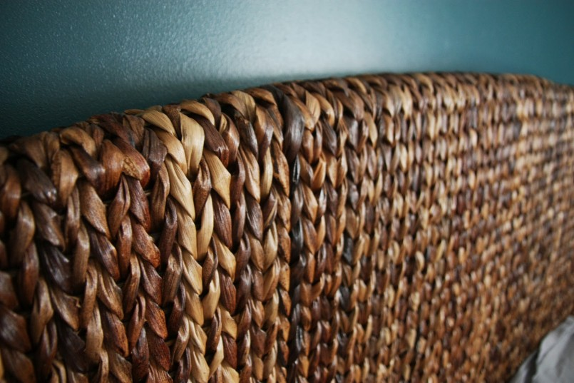 Seagrass Headboard Queen | Rattan Headboard Queen | Seagrass Headboard King