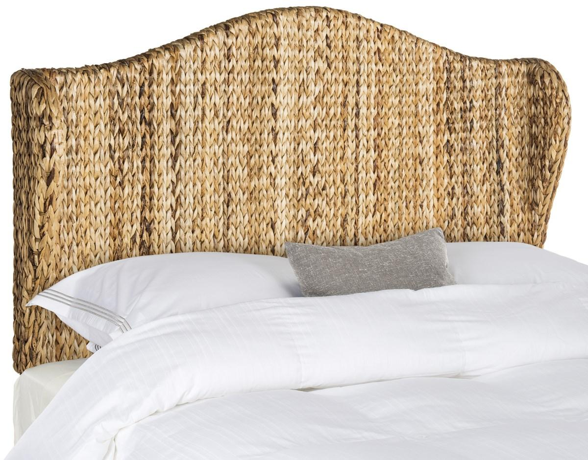 Seagrass Headboard Queen | Wicker Headboard Twin | Seagrass Headboard King