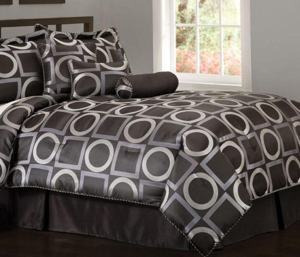 Sears Comforter Sets | Kmart Comforters | Burgundy King Size Comforter Set
