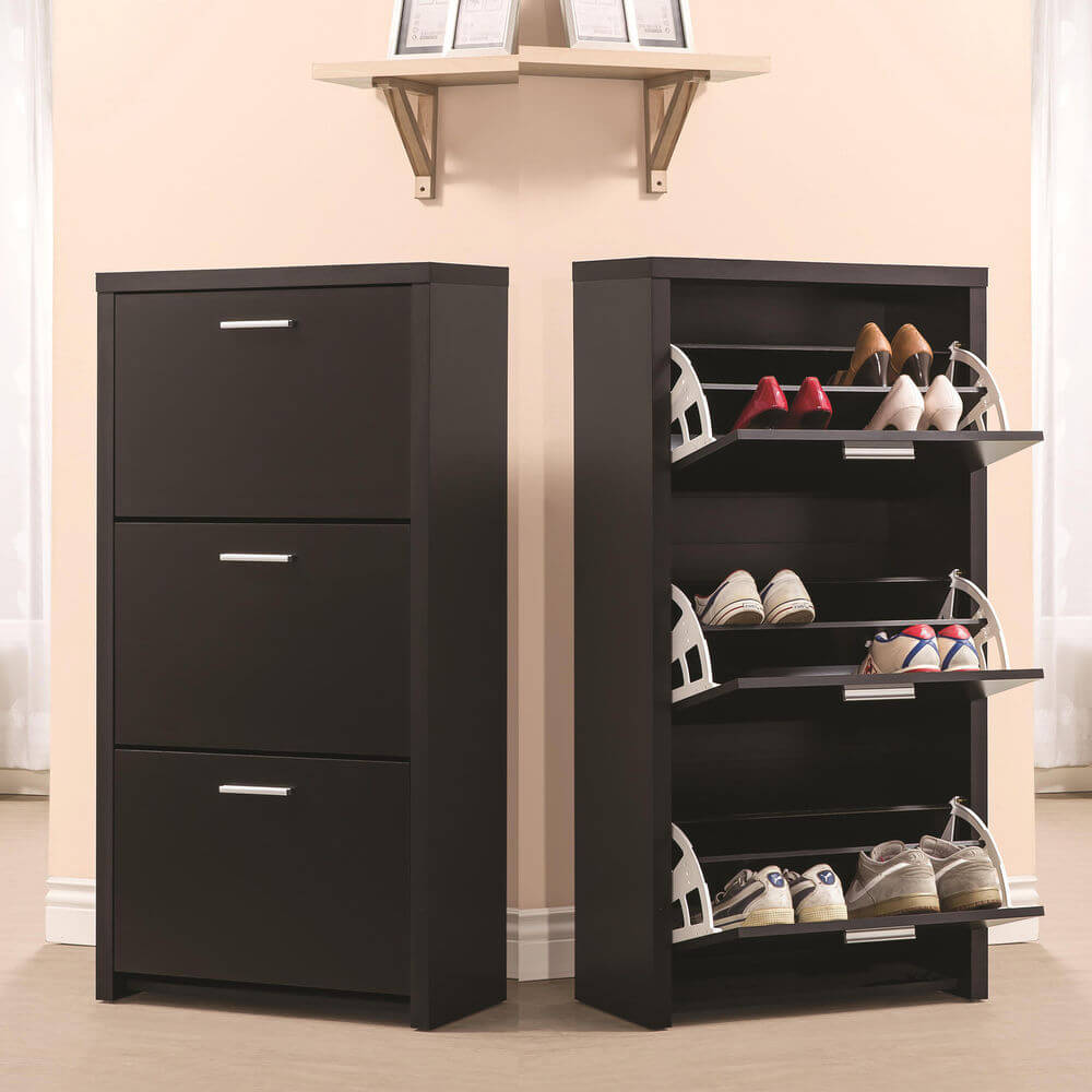 Shoe Rack Target | Sneaker Shelf | Container Store Shoe Storage