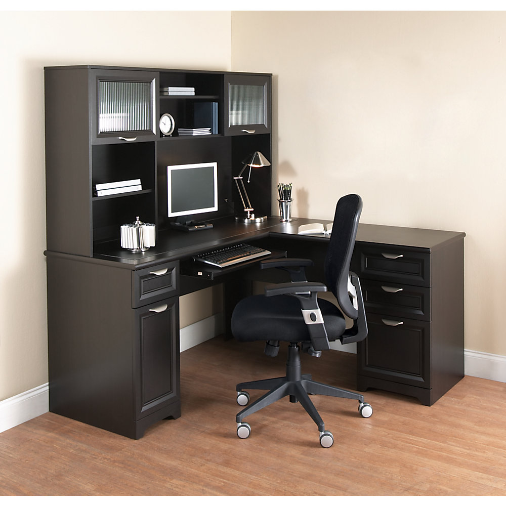 Small Corner Desk with Hutch | Office Depot Desks | Office Depot Desk Calendars