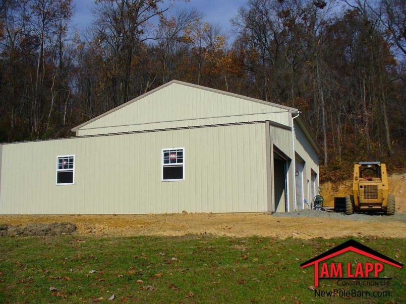 Small Pole Barn House | Pole Barns Pa | Pole Barn Sizes