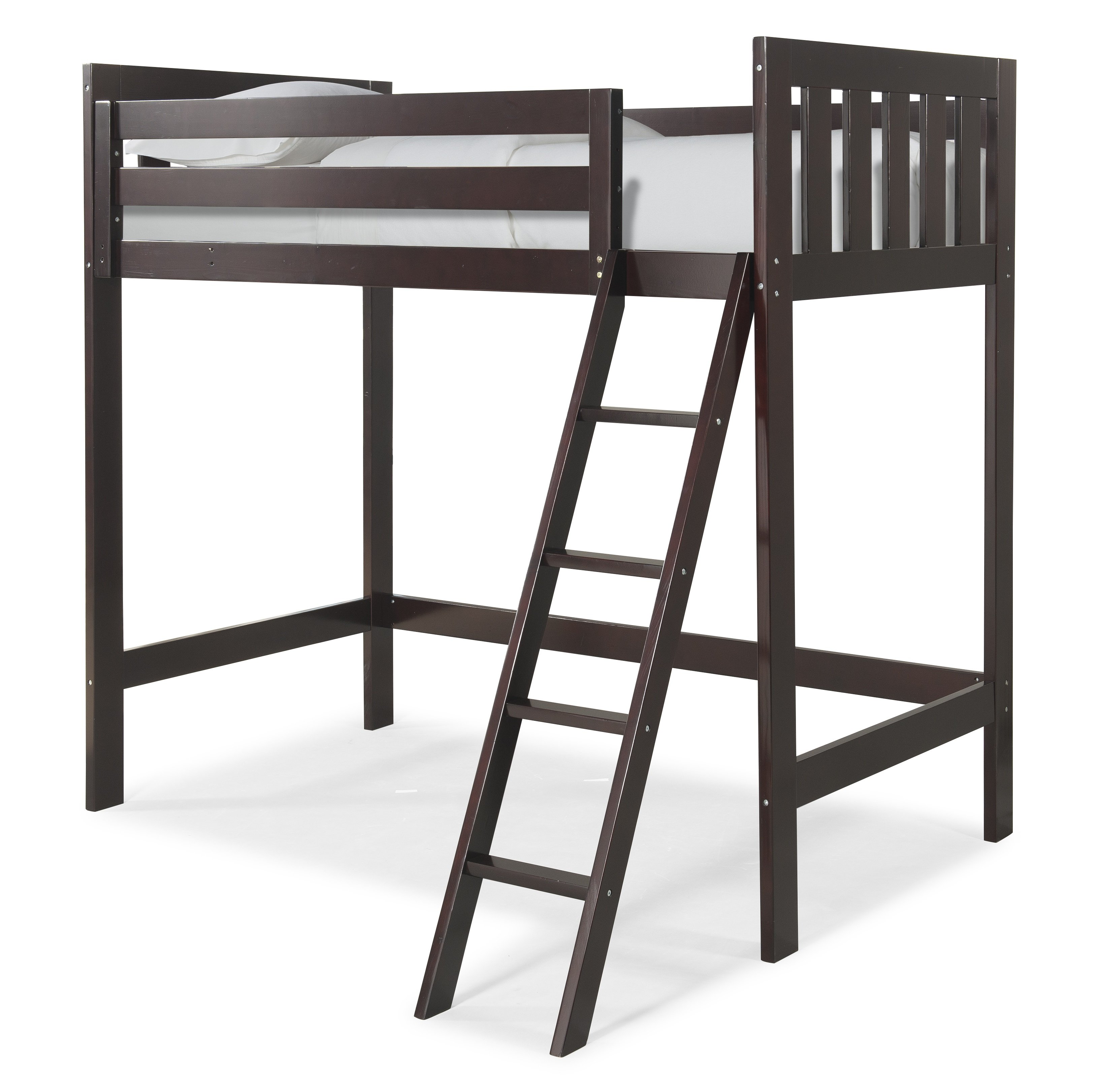 Snazzy Canwood Furniture | Chic Canwood Loft Bed