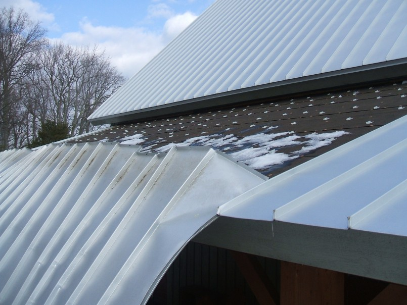 Snow Brakes For Metal Roofs   Metal Roofing Snow Guards   Snow Guards