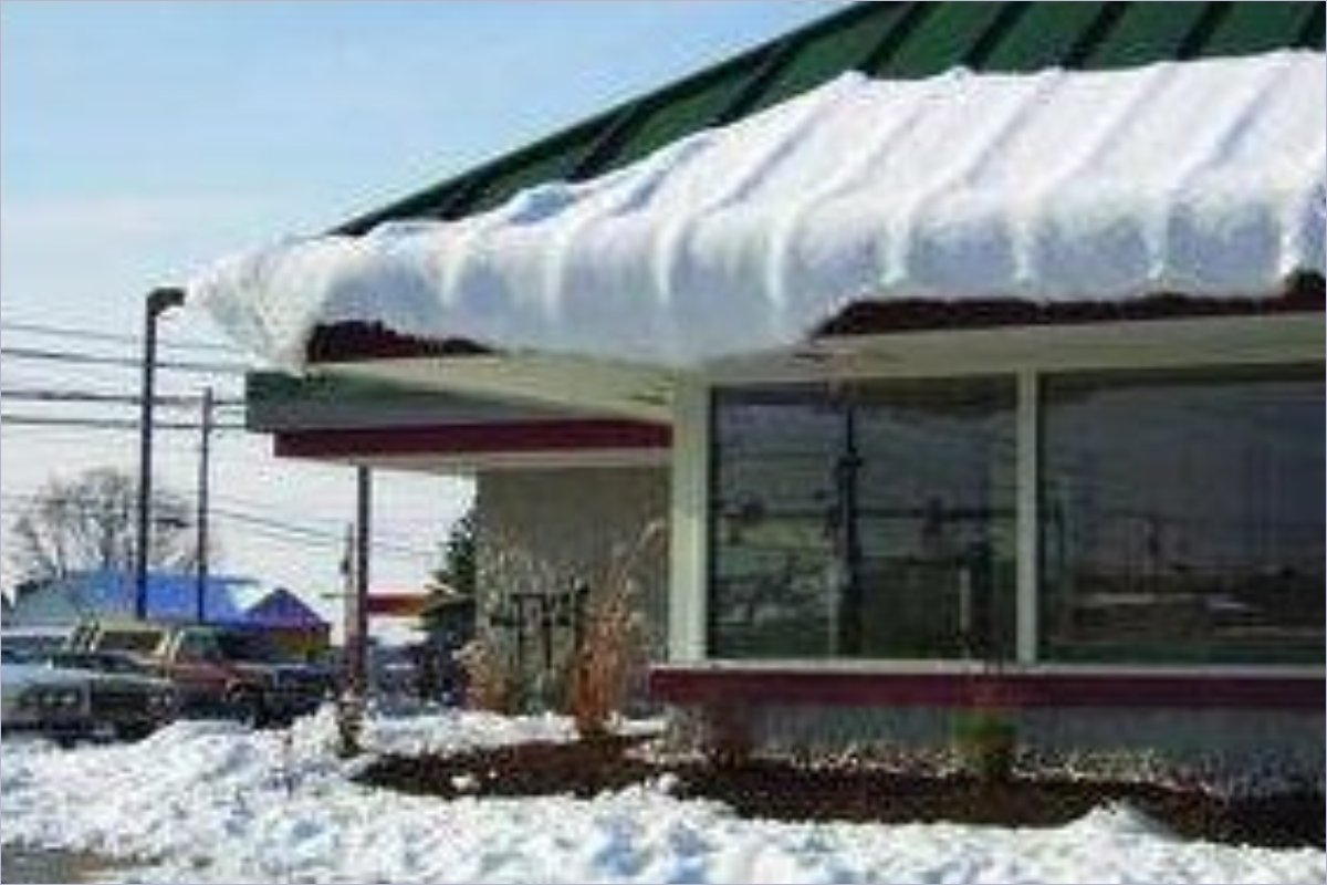Snow Guards | Snow Brakes For Metal Roofs | Snow Rail For Metal Roof