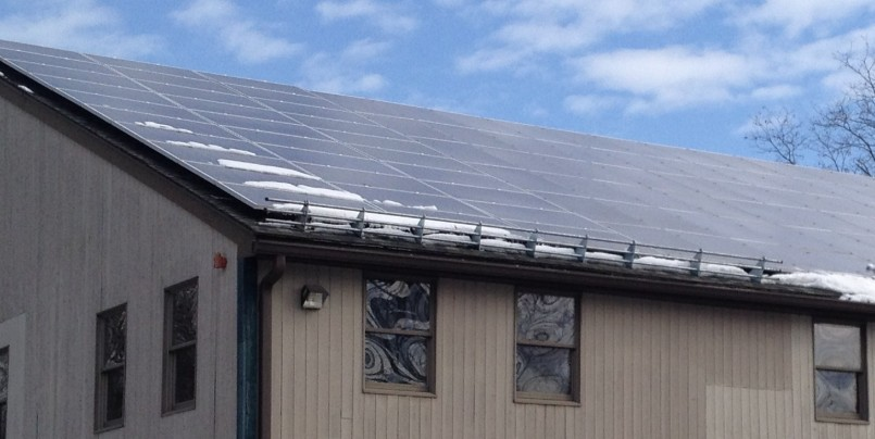 Snow Guards | Snow Jax | Metal Roof Snow Cleats