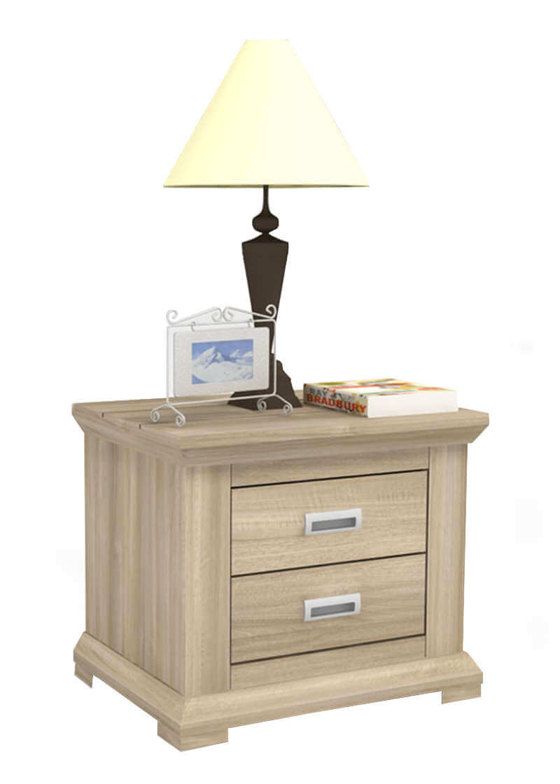 Spectacular Willow Bedside Table | Astounding Rustic Nightstand