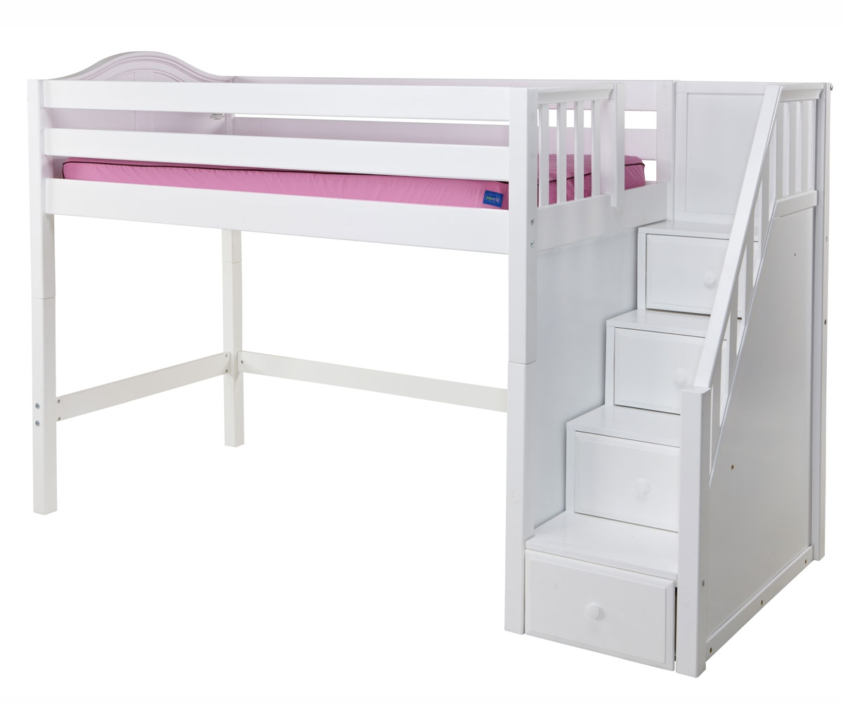 Splendiferous Canwood Loft Bed | Classy Bunk Beds At Toys R Us