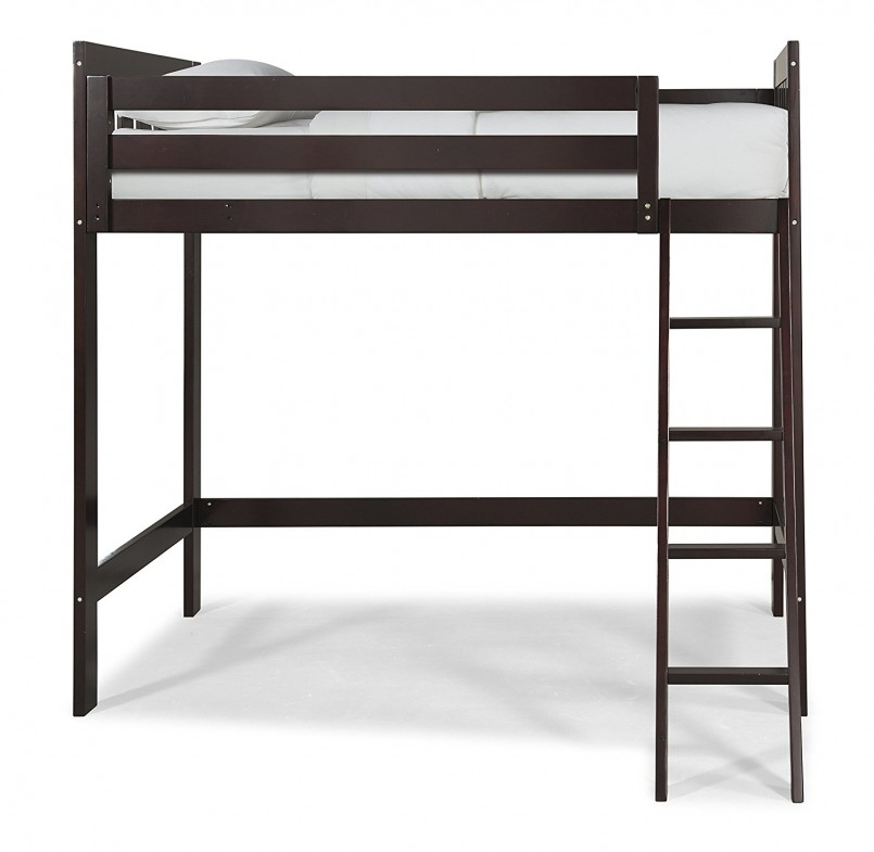 Splendiferous Canwood Whistler Junior Loft Bed White | Magnificent Canwood Loft Bed
