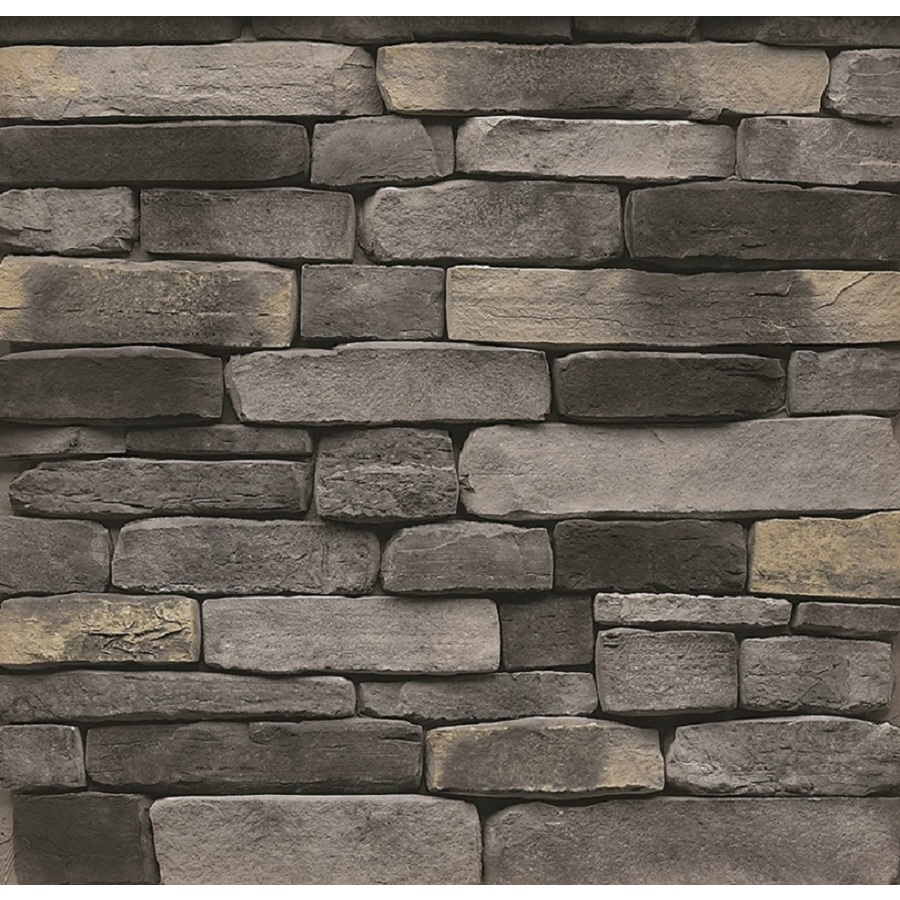 Stone Veneer Fireplace | Stone Veneer Lowes | Fake Brick Siding