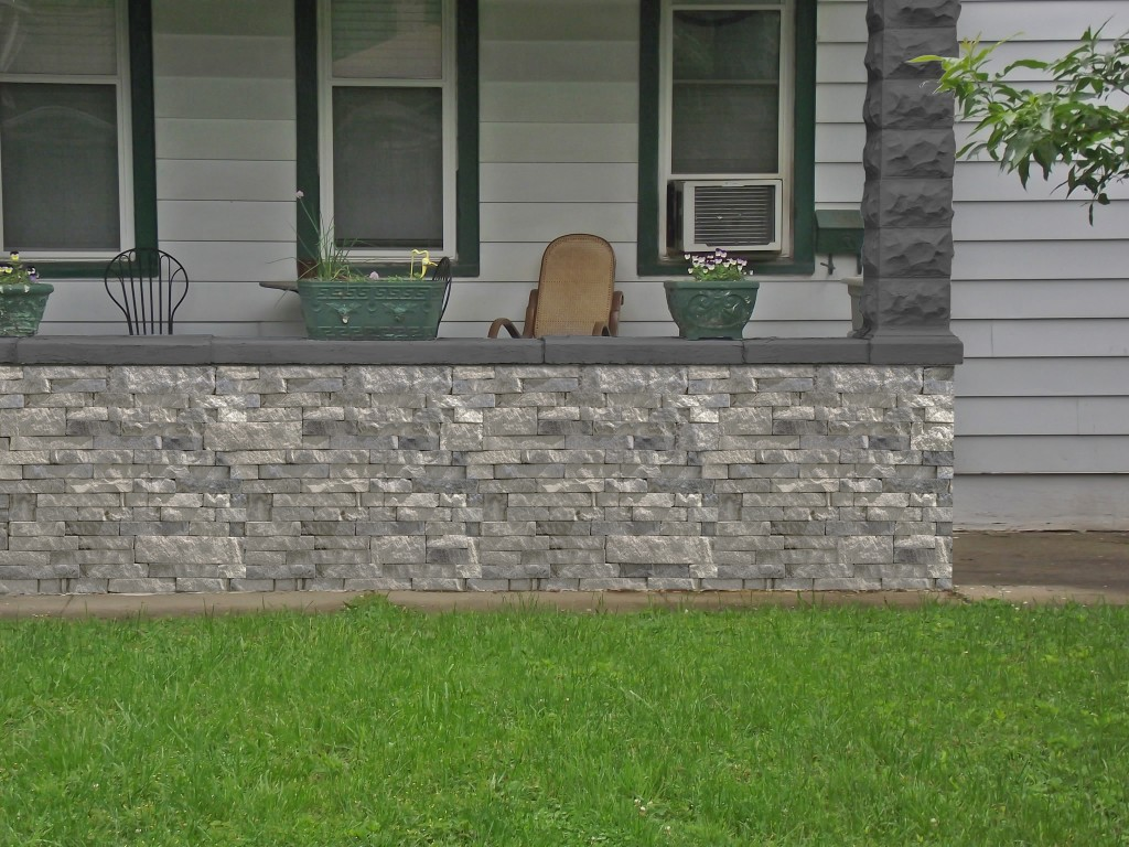 Ideas Stone Veneer Lowes Faux Brick Backsplash Lowes