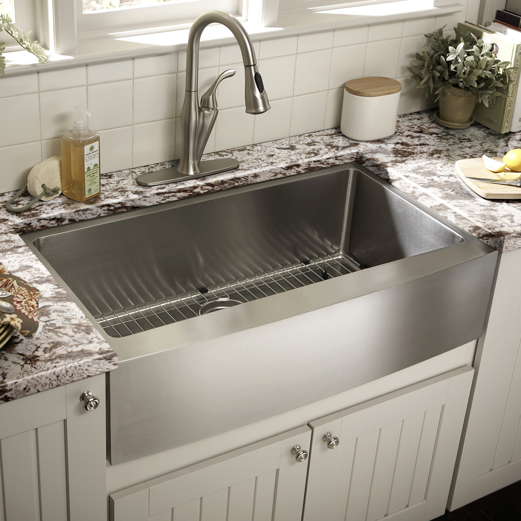 Swanstone Kitchen Sink | Kitchen Sinks at Menards | Menards Sinks