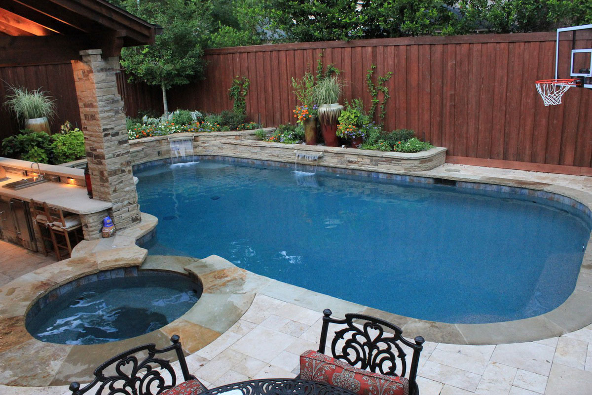 Swimming Pool Costs | Backyard Pool Designs | Swimming Pools in Ground