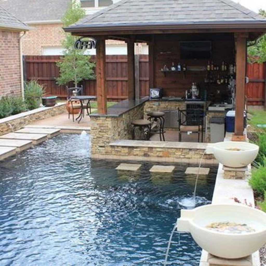 Cool Backyard Pool Designs for Your Outdoor Space: Swimming Pools Inground | Backyard Pool Designs | Average Cost Of Putting In A Swimming Pool