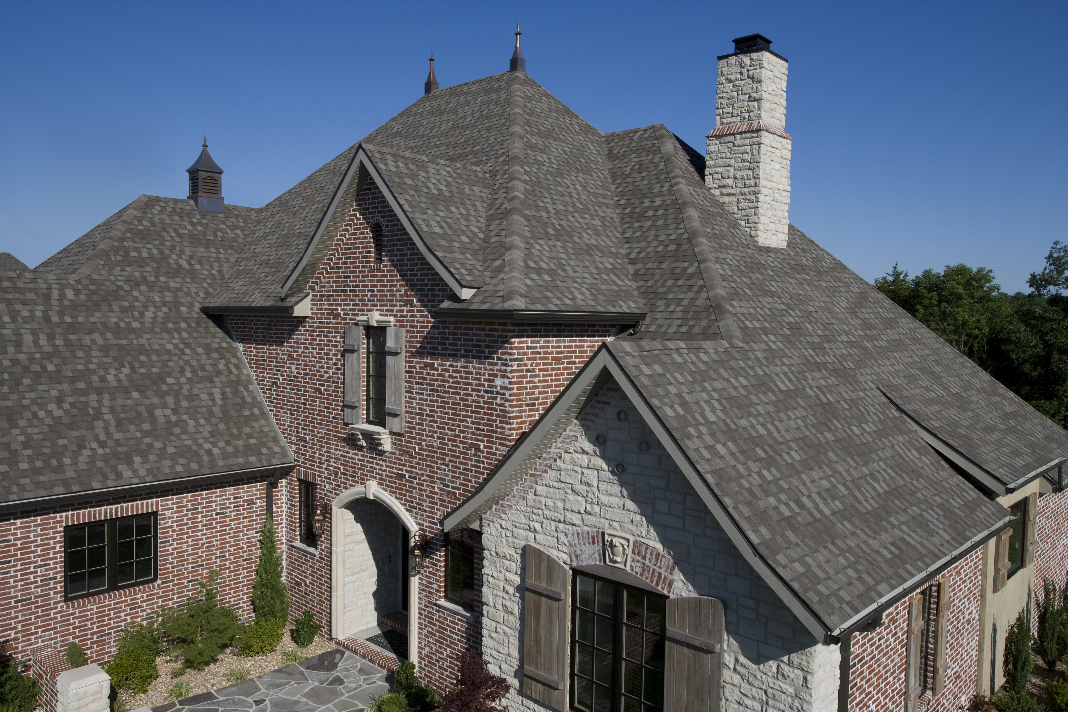Beautiful Homes Start with Heritage Shingles: Tamko Heritage 30 Year Shingles | Heritage Shingles | Door Shims