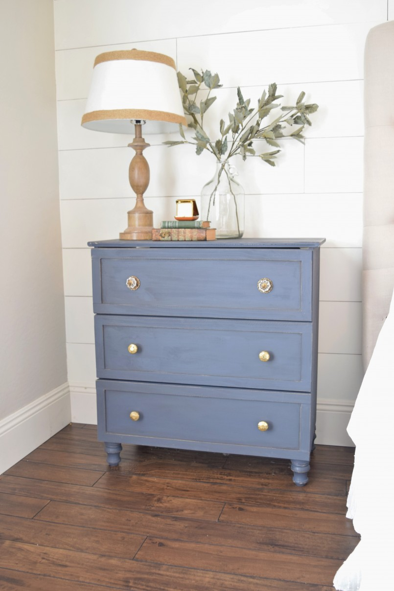 Tarva Nightstand | Skinny Nightstands | Ikea Side Tables With Drawers