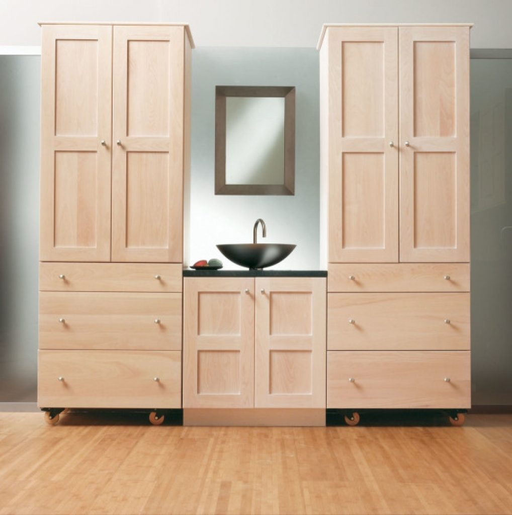 Unfinished Pine Wardrobe | Unfinished Furniture Charlotte Nc | Furniture Makers Charlotte Nc