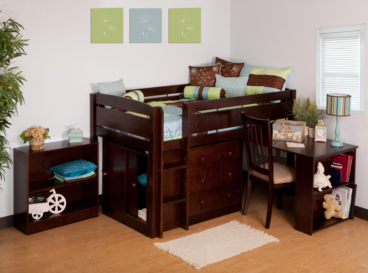 Unique Canwood Loft Bed | Brilliant Canwood Loft Bed