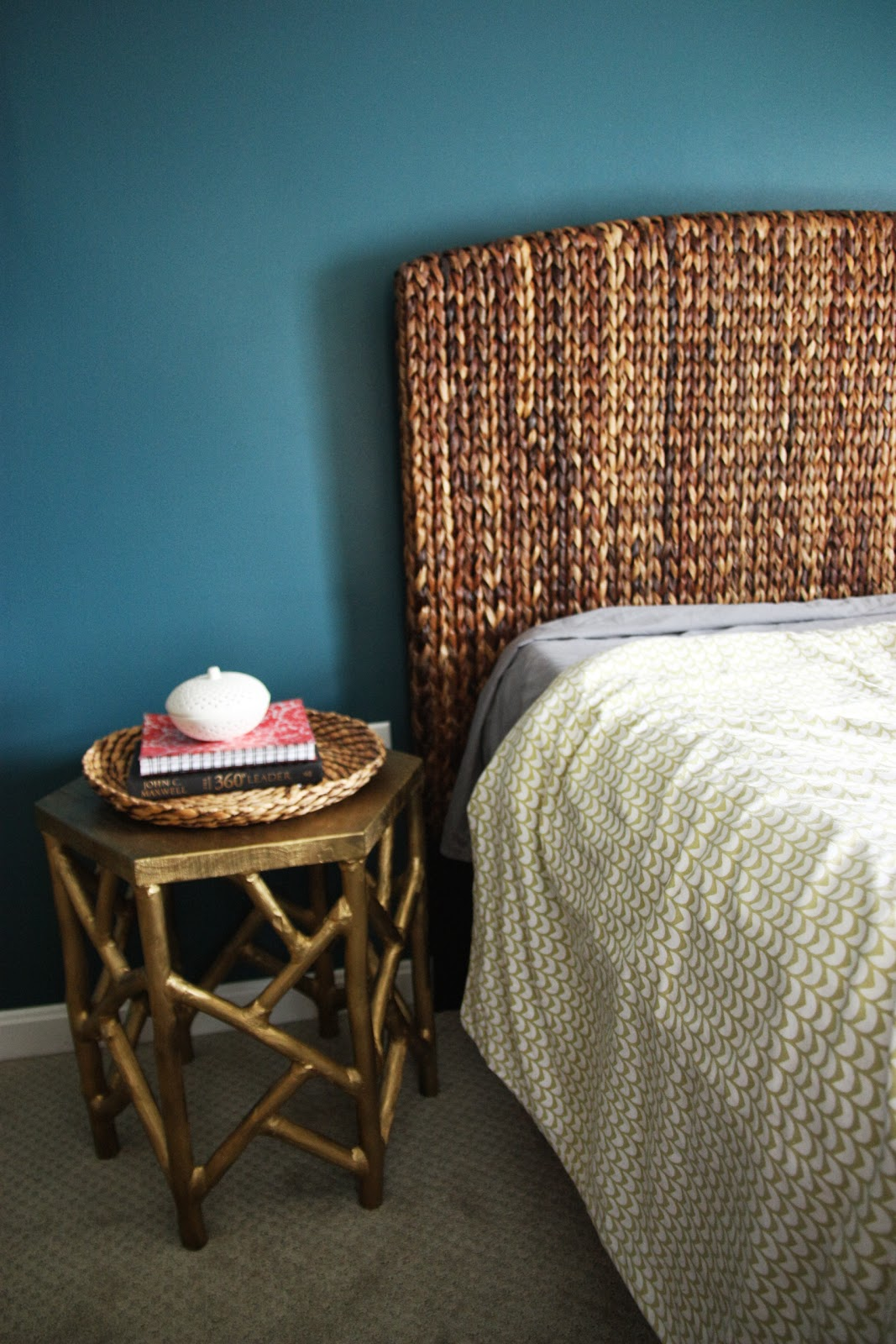 Wicker Headboards Queen | Seagrass Headboard King | Rattan Queen Bed
