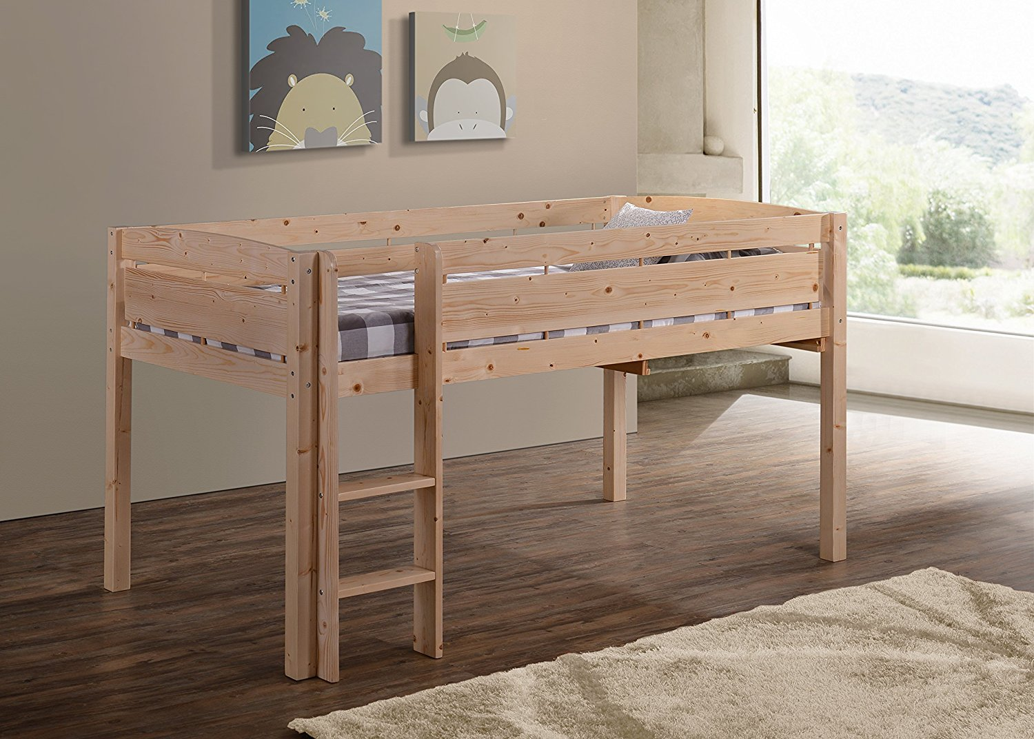 Wonderful Canwood Loft Bed | Great Canwood Whistler